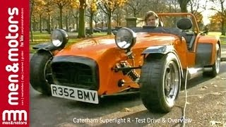 getlinkyoutube.com-Caterham Superlight R - Test Drive & Overview