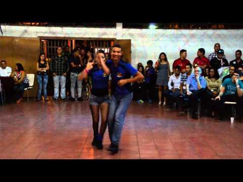 la eliminatoria Cubana Dance