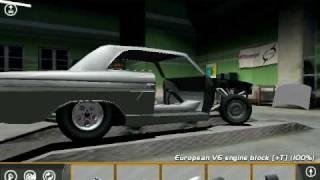 getlinkyoutube.com-Building a car in Street Legal Racing Redline
