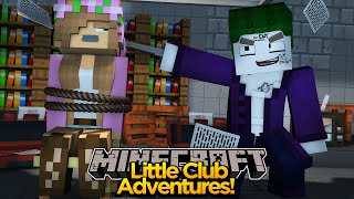 getlinkyoutube.com-Minecraft Little club Adventures - THE JOKER KIDNAPS LITTLE KELLY!!!