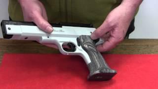 getlinkyoutube.com-Luftpistole Weihrauch HW 45 Silver Star