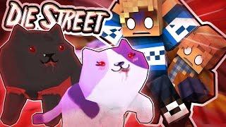 getlinkyoutube.com-Curse of the Living Cats! | MyStreet Minecraft Roleplay [Part #2]