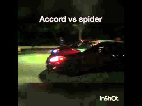 Accord 3.0 v6 6spd vs Mitsubishi ... 3.8 v6 6spd