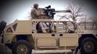 getlinkyoutube.com-Flyer ITV ALSV Advanced Light Strike Vehicle for Special Forces General Dynamics U S  Army