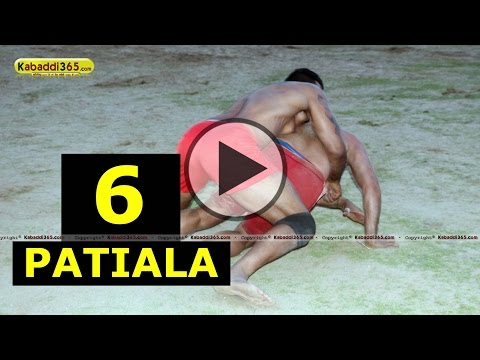 Patiala Kabaddi Cup 8 Feb 2015 Part 6 by Kabaddi365.com