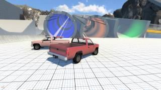 getlinkyoutube.com-DSC Ball (Giant N/B Ball!) - BeamNG Drive