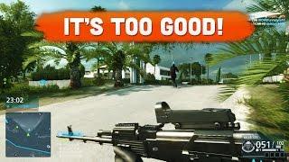 getlinkyoutube.com-IT'S TOO GOOD! - Battlefield Hardline