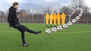 getlinkyoutube.com-How To Shoot Like Calhanoglu & Pjanic | Curve Free Kick Tutorial | freekickerz