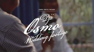 DJI Osmo (Test Footage for Wedding)