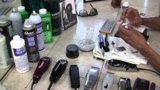 getlinkyoutube.com-Wahl Senior - How to Sharpen Clippers - Wahl 5 Star Senior by David Warren