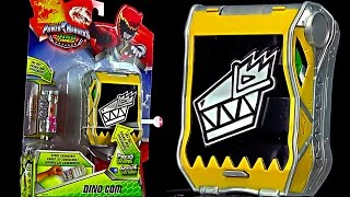 getlinkyoutube.com-Dino Com Review! (Power Rangers Dino Charge)