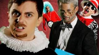 getlinkyoutube.com-Dr Seuss VS Shakespeare.  Epic Rap Battles of History #12