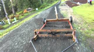 getlinkyoutube.com-Homemade Drag grader