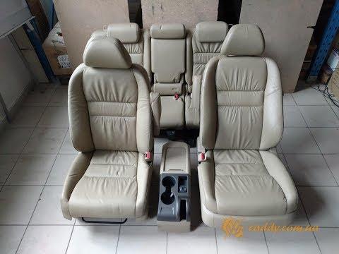 HCRV-7 - Honda CR-V - кожаный салон
