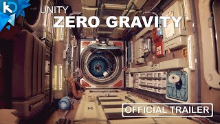 getlinkyoutube.com-Zero Gravity - Unity 5 Scene