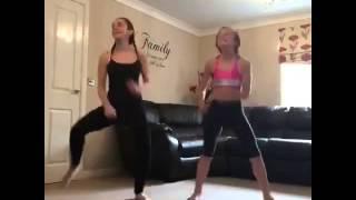 getlinkyoutube.com-Sister Goals Dubsmash👭💘