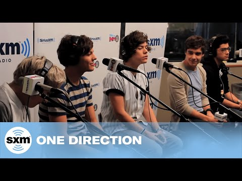 "One Direction ""More Than This"" Live on SiriusXM"