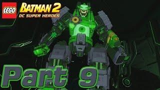 getlinkyoutube.com-TGC :: LEGO Batman 2 - DC Super Heroes#9 เลโก้ หุ่นยนตร์ยักษ์