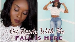 getlinkyoutube.com-GRWM | Fall Makeup | Fashion Nova