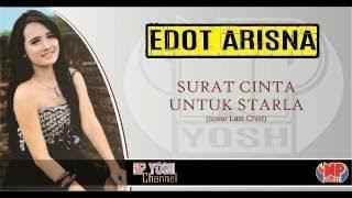 SURAT CINTA UNTUK STARLA - EDOT ARISNA karaoke dangdut (Tanpa vokal) cover