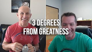 GQ 246: 3 Degrees From Greatness – SunFrog Shirts