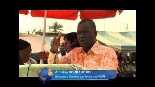 Politique RDR : Les militants d'Attécoubé promettent 90 % des suffrages au Président Ouattara