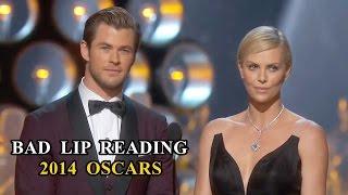getlinkyoutube.com-Oscars Bad Lip Reading Compilation