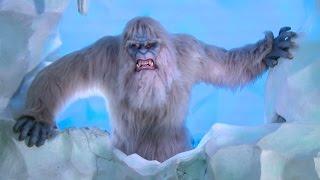 getlinkyoutube.com-New Yeti animatronic & effects on Matterhorn Bobsleds at Disneyland