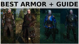Witcher 3 - Best Armor + Armor Guide