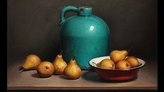 getlinkyoutube.com-How to paint a still life