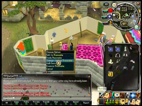 Runescape Guide to Change gender + commentary