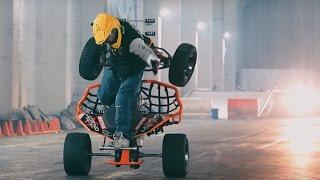 getlinkyoutube.com-Best of Stunt House - Quad & Sport Bikes Stunt Riding