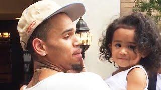 getlinkyoutube.com-Chris Brown Reunites With Royalty After Custody Battle VIDEO