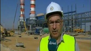getlinkyoutube.com-شاهد محطة كهرباء العاصمة الادارية الجديدة العملاقة ( اكبر محطة كهرباء فى الشرق الاوسط )
