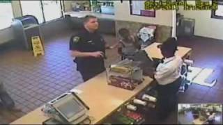 getlinkyoutube.com-Police Officer's Final Act of Kindness Caught on Tape Before Dying.flv