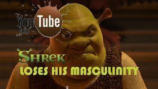 getlinkyoutube.com-YTP: Shrek Loses His Masculinity