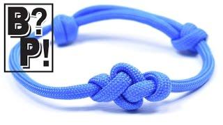 getlinkyoutube.com-How to Make the Eternity Knot Bracelet - Bored?Paracord!
