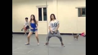 "getlinkyoutube.com-Bubble Butt - Mikee Agustin & Mich Liggayu ""M&M"""