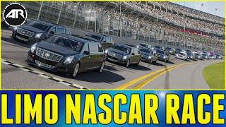 getlinkyoutube.com-Forza 6 Online : LIMO NASCAR RACE!!!