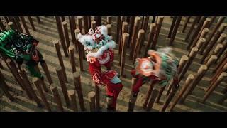 Ip Man The Final Fight - Leoni danzanti