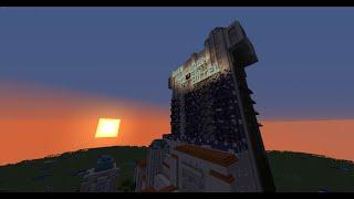 getlinkyoutube.com-The Twilight Zone Tower of Terror Minecraft Build (DCA Version)