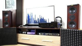 getlinkyoutube.com-Denon PMA-655R amplifier + Jamo Classic 4 sound test [HQ]
