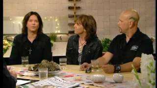 getlinkyoutube.com-Europe - Interview with Lasse Bengtsson @ Nyhetsmorgon, TV4 Sweden 2009