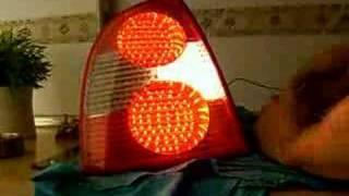 getlinkyoutube.com-Passat 3BG led tail lights