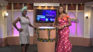 getlinkyoutube.com-Linda Ikeji and Yvonne Nelson on The Squeeze Episode 2 | General Entertainment Television