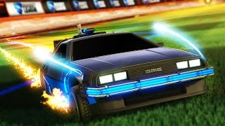 THE GREATEST OF TEAMWORK | Rocket League