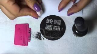 Nail Stamping Tips: Stretching Your Image