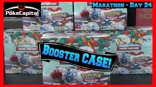 getlinkyoutube.com-Pokemon Card Booster Box Opening Marathon XY Furious Fists CASE   Day 24