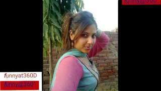 Beautiful girl of Kashmir