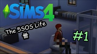 getlinkyoutube.com-The Sims 4 | The 5SOS Life #1: Michael does a poo | KerryGames